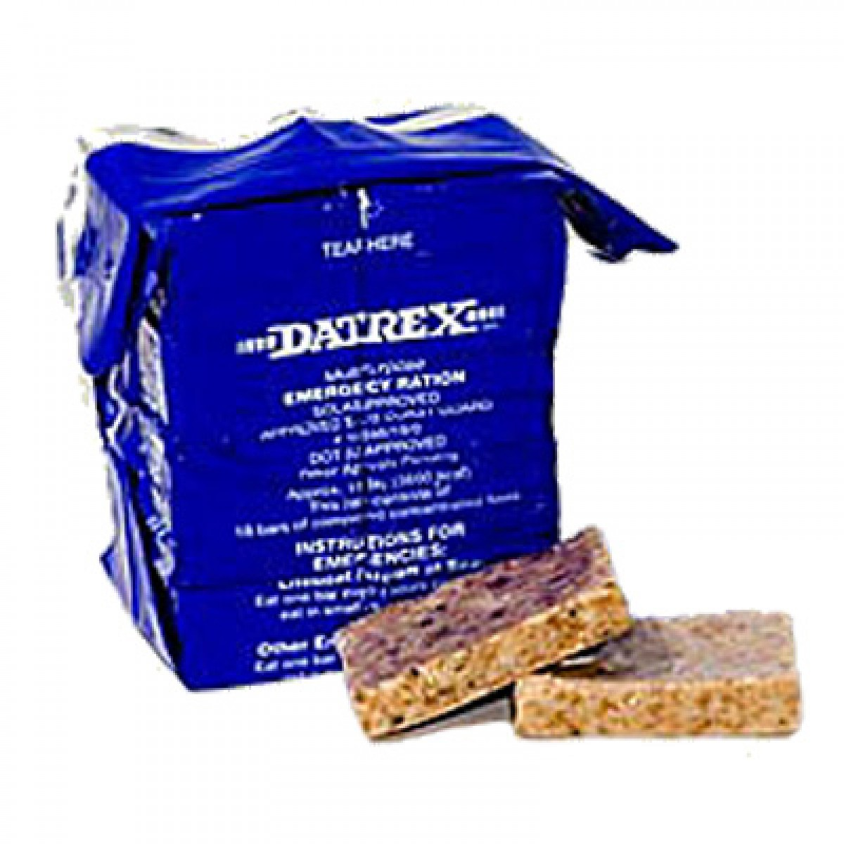 Datrex emergency food ration bar civic safety for Food bar borca